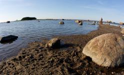 Pasaules redzējums (igauņu akmeņainās pludmales)